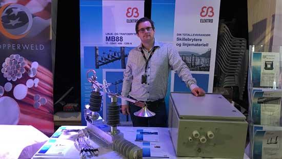 EB Elektro på Necks dagen 2016