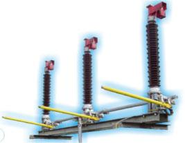Jordsluttere jordingsbrytere Uni/Uniii 72,5 – 145 kV
