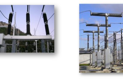 Effektbrytere 72,5 kV - 420 kV / 3150 A