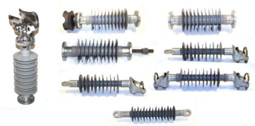 36kV Isolatorer for Jernbane