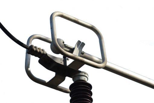 Vertikal skillebryter Mark 40 EB Elektro