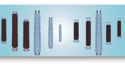 Porselen Støtteisolatorer 52 kV – 420 kV